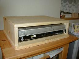 HDDプレーヤーカバー